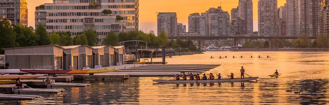 Creekside Docks